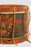 Military Snare Drum, stamped Horstmann ,  c. 1863