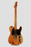 R. C. Kelly  Bowery Wood Telecaster Solid Body Electric Guitar Owned and played extensively by Bill Kirchen (2010)