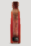Magnatone  Jeweltone S-6 Lap Steel Electric Guitar  (1950)