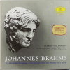 Johannes Brahms by Herbert Von Karajan and the Berlin Philharmonic.  33 1/3 Record (1965)