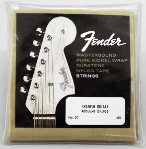 Fender Mastersound #50 String Set,  c. 1969
