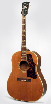 Gibson  Country Western Model Flat Top Acoustic Guitar  (1956)