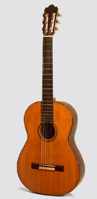 Antonio De Torres  Classical Guitar from the Estate of Rose Augustine (1866)