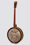 Dobro  Cliff Edwards Tenortrope Resophonic Guitar ,  c. 1930