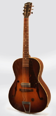 Kalamazoo Electric Spanish KES Arch Top Hollow Body Electric Guitar, made by Gibson ,  c. 1941