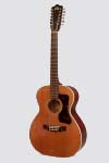 Guild  F-212 12 String Flat Top Acoustic Guitar  (1965)