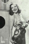 National  Vio-Lectric Electric Violin ,  c. 1936