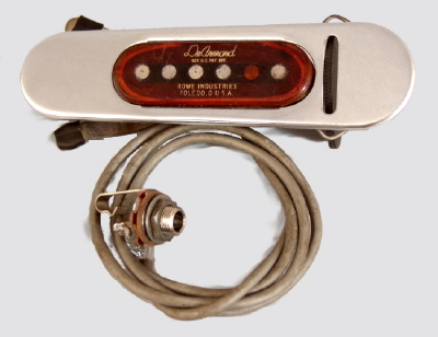 Dearmond acoustic pickup