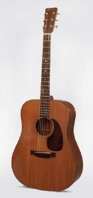C. F. Martin  D-18 Flat Top Acoustic Guitar  (1950)