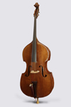 Upright Bass  - formerly owned  by jazz bassist Teddy Kotick,  c. 1920's