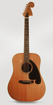 C. F. Martin  D-28 With Bigsby-Style Neck Flat Top Acoustic Guitar  (1950)