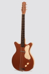 Danelectro  Shorthorn Model 3612 Electric 6-String Bass Guitar  (1959)