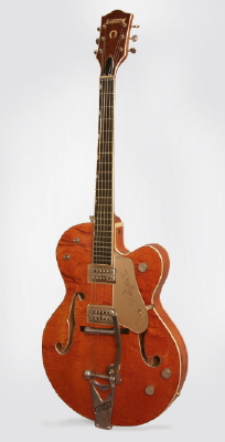 Gretsch  Chet Atkins Hollow Body Model 6120 Arch Top Hollow Body Electric Guitar  (1961)