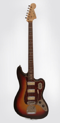 Fender  Bass VI Solid Body Electric Bass Guitar  (1962)