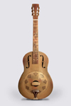 National  Triolian Resophonic Guitar  (1930)