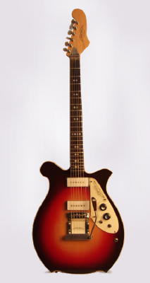 Micro-Frets  Huntington Semi-Hollow Body Electric Guitar ,  c. 1971