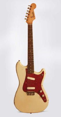Fender  Duo-Sonic Solid Body Electric Guitar  (1964)