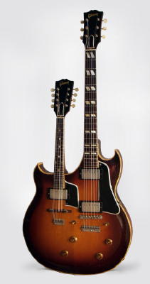 Gibson  EMS-1235 Double Mandolin Arch Top Hollow Body Electric Guitar  (1959)