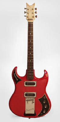 Baldwin - Burns  Baby Bison Solid Body Electric Guitar  (1965)