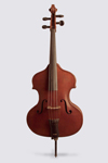 Vertical Viola ,  c. mid 19th century