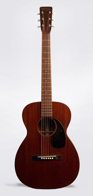 C. F. Martin  0-15 Flat Top Acoustic Guitar  (1957)