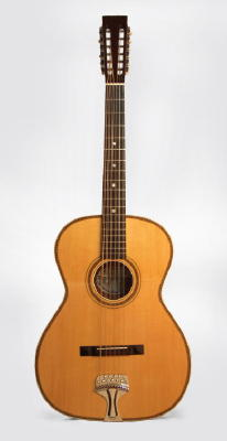 Fraulini  Francesca 12 String Flat Top Acoustic Guitar  (2011)