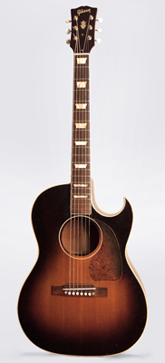 Gibson  CF-100 Flat Top Acoustic Guitar  (1950)