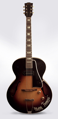 Gibson  ES-135 Arch Top Hollow Body Electric Guitar  (1956)