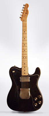 Fender  Telecaster Custom Solid Body Electric Guitar  (1974)