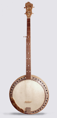 Orpheum 5 String Resonator Banjo, made by Kay ,  c. 1952