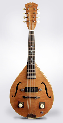 Vega  Hollow Body Electric Mandolin ,  c. 1940