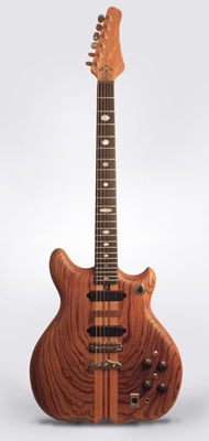 Alembic  Semi-Hollow Body Electric Guitar  (1974)