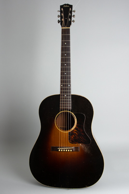 Gibson  Jumbo Flat Top Acoustic Guitar  (1934)