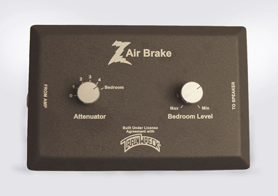 Dr. Z Amplification  Z Air brake Preamp Effect