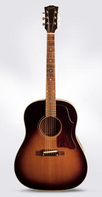 Gibson  J-45 Flat Top Acoustic Guitar  (1967)