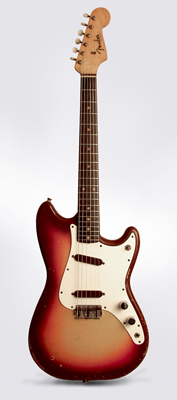Fender  Duo-Sonic Solid Body Electric Guitar  (1963)