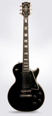 Gibson  Les Paul Custom Solid Body Electric Guitar  (1956)