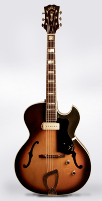 Guild  CE-100 Arch Top Hollow Body Electric Guitar  (1960)