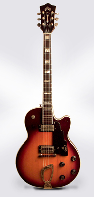 Guild  M-75 BluesBird Thinline Hollow Body Electric Guitar  (1967)
