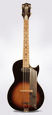 Kay  Value Leader Electric Bass Guitar ,  c. 1961