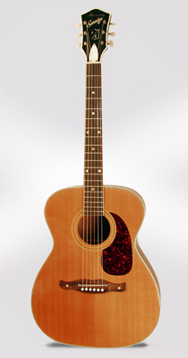 Harmony  Sovereign Flat Top Acoustic Guitar  (1972)