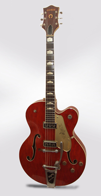Gretsch  Model 6120 Chet Atkins Hollow Body Arch Top Hollow Body Electric Guitar  (1957)