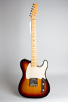 Esquire Custom Solid Body Electric Guitar, labeled Fender ,  c. 2012