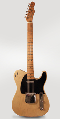 Fender  Telecaster Solid Body Electric Guitar  (1953)