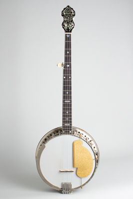 Bacon & Day  Super Style A Conversion 5 String Banjo  (1923)