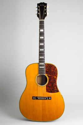 Euphonon Dreadnought Acoustic Guitar, made by Larson Brothers ,  c. 1938