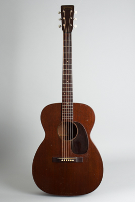 C. F. Martin  00-17 Flat Top Acoustic Guitar  (1951)